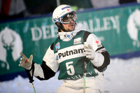 DEER VALLEY, UT - January 09: Philippe Marquis at the FIS VISA F
