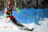 ASPEN, CO - November 30: Nicole Hosp wins the Audi FIS Ski World