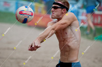 ASPEN, CO - SEP 02: ProAm Volleyball action at the Motherlode As