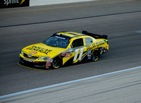 DALLAS, TX - NOVEMBER 02: Brian Scott at the Nascar Nationwidet