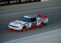 DALLAS, TX - NOVEMBER 02: Ryan Blaney at the Nascar Nationwidet