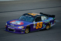 DALLAS, TX - NOVEMBER 02: Morgan Shepherd at the Nascar Nationwi