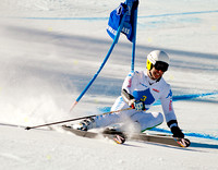 ASPEN, CO - NOV 27: Giovanni Borsotti at the FIS NORAM Giant Sla