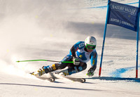 ASPEN, CO - NOV 27: Robby Kelley at the FIS NORAM Giant Slalom i
