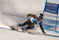 ASPEN, CO - NOV 27: Cameron Smith at the FIS NORAM Giant Slalom