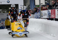 PARK CITY, UT - JAN 15: Team Germany at the BMW IBSF Women Bobsl