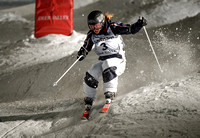 DEER VALLEY, UT: Perrine Laffont at the FIS Freestyle World Cup