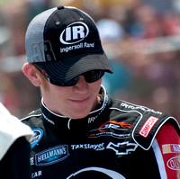 CHARLOTTE, NC - MAY 26:  Cole Whitt  at the Nascar History 300