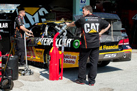 MIAMI, FL - Nov 14: Cat Team 31 at the Nascar Sprint Cup Ford Ec