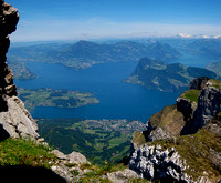 Lake Lucerne, Central Switzerland