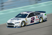 MIAMI, FL - Nov 14: Brad Keselowski at the Nascar Sprint Cup For