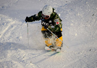 DEER VALLEY, UT - January 10: Azusa Ito at the FIS VISA FREESTYL