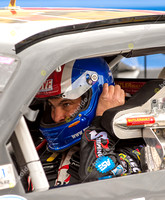 FONTANA, CA - MAR 22: David Starr at the Nascar Nationwide Treat