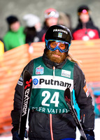 DEER VALLEY, UT - January 09: Per Spett at the FIS VISA FREESTYL