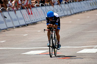 Colorado Springs, USA - Aug 22:USA Pro Cycling Challenge - Daniel Summerhill