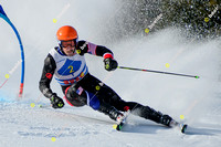 ASPEN, CO - December 1: Michael Ankeny at the FIS NORAM CUP mens