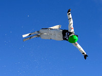 DEER VALLEY, UT - January 08: Xu Sicun at the FIS VISA FREESTYLE