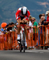 Colorado Springs, USA - Aug 22:USA Pro Cycling Challenge - Ben Jaccques-Maynes