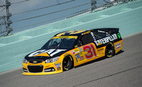 MIAMI, FL - Nov 14: Ryan Newman at the Nascar Sprint Cup Ford Ec
