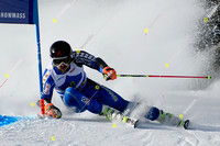 ASPEN, CO - December 1: Nick Cohee at the FIS NORAM CUP mens Gia