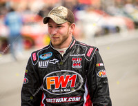 FONTANA, CA - MAR 22: Jeffrey Earnhardt at the Nascar Nationwide