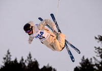 DEER VALLEY, UT - January 10: James Matheson at the FIS VISA FRE