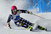 ASPEN, CO - December 1: Marcus Sandell at the FIS NORAM CUP mens