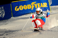 DEER VALLEY, UT - January 09:  Sergey Volkov at the FIS VISA FRE