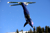 DEER VALLEY, UT - January 08: Erin Griss at the  FIS VISA FREEST