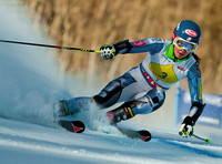 ASPEN, CO - NOV 29: Mikaela Shiffrin at the FIS NORAM Giant Slal
