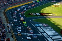 CHARLOTTE, NC - MAY 27: start  at the Nascar Coca Cola 600  at C