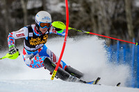 ASPEN, CO - November 30: Nastasia Noens at the Audi FIS Ski Worl