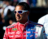 CHARLOTTE, NC - MAY 27:  Juan Pablo Montoya at the Nascar Coca C