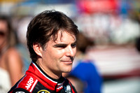 CHARLOTTE, NC - MAY 27: Jeff Gordon  at the Nascar Coca Cola 600
