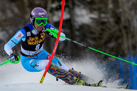 ASPEN, CO - November 30: Sarka Strachova at the Audi FIS Ski Wor