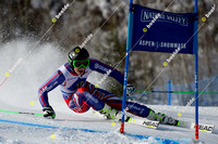 ASPEN, CO - December 1: Jack Gower at the FIS NORAM CUP mens Gia