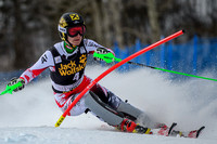 ASPEN, CO - November 30: Kathrin Zettel at the Audi FIS Ski Worl