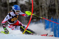 ASPEN, CO - November 30: Bernadette Schild at the Audi FIS Ski W