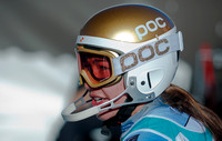 ASPEN, CO - NOV 25: Lila Lapanja at the FIS Audi Worldcup Slalom