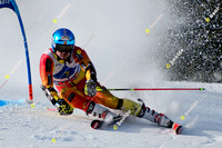 ASPEN, CO - December 1: Trevor Philp at the FIS NORAM CUP mens G